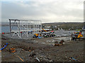 NG6423 : New hospital for Skye by Richard Dorrell