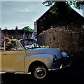 ST5763 : Wedding car at Chew Magna by John Winder