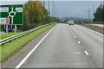 NS4464 : A737 at Linwood by David Dixon