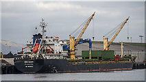J3576 : The 'MBC Daisy' at Belfast by Rossographer