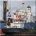 J3576 : Ships, Belfast by Rossographer