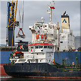 J3576 : Ships, Belfast by Rossographer