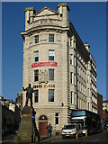 NZ2464 : Cross House, Westgate Road / Finkle Street, NE1 by Mike Quinn