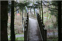 NX4564 : Bike Trail at the Big Wheel by Billy McCrorie