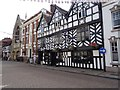 SK1109 : The Tudor of Lichfield by Philip Halling