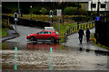H4572 : Flooding at Irishtown Road, Omagh by Kenneth  Allen