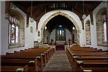 SD9772 : St Mary's Church, Kettlewell by Ian S