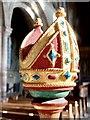 SM7525 : Bishop's mitre by Alan Hughes