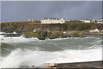 NW9954 : Harbour Entrance, Portpatrick by Billy McCrorie