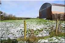 H5064 : Farm, Moylagh by Kenneth  Allen