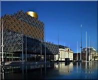 SP0686 : Birmingham Library by Noisar
