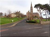 J4844 : St Patrick's Roman Catholic Church, Downpatrick by Eric Jones