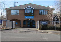 ST3186 : Former YMCA building, Mendalgief Road, Newport by Jaggery