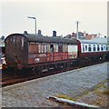 TG1543 : Sheringham Station: awaiting restoration, 1971 by John Sutton