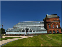 NS6064 : The People's Palace, Glasgow Green by Stephen Craven