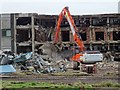 SO7844 : Demolition work on former Qinetiq site - 14 February by Philip Halling