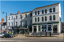 TQ1649 : 120 - 126 and 132 - 138 High Street by Ian Capper
