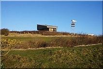 TR3442 : H M Coastguard Station at Langdon Cliffs, Dover by Ian S