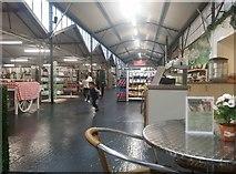 TQ2087 : Inside Birchen Grove Garden Centre, Kingsbury by David Howard