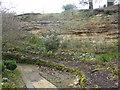 TQ6835 : The old quarry at Scotney Castle by Marathon