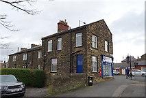 SE1735 : Estate agents on Idle Road, Bradford by JThomas