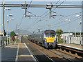 NT1871 : Train entering Edinburgh Park station  by Stephen Craven