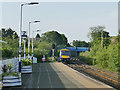 NT2791 : Train departing Kirkcaldy station by Stephen Craven