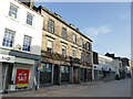 NT2891 : Kirkcaldy High Street - former Commercial Bank by Stephen Craven