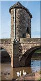 SO5012 : Monnow Bridge by Ian Capper