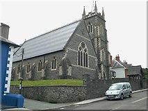 SN4562 : Holy Trinity Church, Aberaeron by Eirian Evans