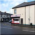 ST3089 : Redland Street side of the Phone Box, Crindau, Newport by Jaggery