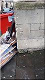 ST7565 : Ordnance Survey Bench Mark by V1ncenze