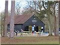 SU6086 : The old boathouse by Bill Nicholls