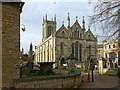 TF0307 : Church of St Michael, Stamford by Alan Murray-Rust