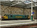 NT2573 : Edinburgh Waverley - standby locomotive by Stephen Craven