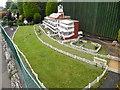 SU9391 : Wychwood Racecourse at Bekonscot Model Village by David Hillas