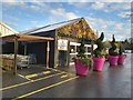 TQ4761 : Garden Centre Entrance by John P Reeves