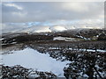 NS8713 : Wintry day on the Lowther Hills by Alan O'Dowd