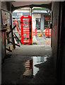 SX9163 : Alley, Torquay by Derek Harper