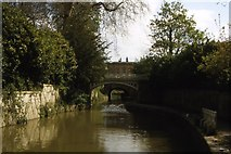 ST7565 : Kennet & Avon Canal at Dolemeads, Bath by Colin Park
