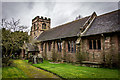 SJ8939 : St. John The Baptist Church (disused), Barlaston by Brian Deegan