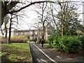 NZ2565 : Winsor Place, Newcastle by Robert Graham