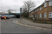 TQ6077 : Wharf Road, Grays by David Howard
