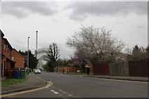 TQ6177 : Manor Way, Grays by David Howard