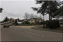 TQ6482 : Rectory Road, Orsett by David Howard