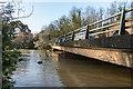 TQ1656 : River Mole in flood by Ian Capper