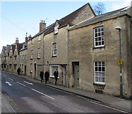 SP0202 : Park Street houses, Cirencester by Jaggery