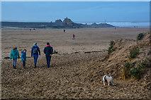 SS2006 : Bude : Summerleaze Beach by Lewis Clarke