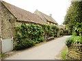 ST7375 : Cottages near Dyrham Park by Eirian Evans