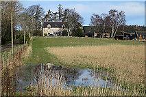 NJ1561 : Hardhillock by Anne Burgess